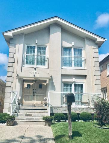 4702 N Odell Avenue, Harwood Heights, IL 60706 (MLS #11159566) :: O'Neil Property Group