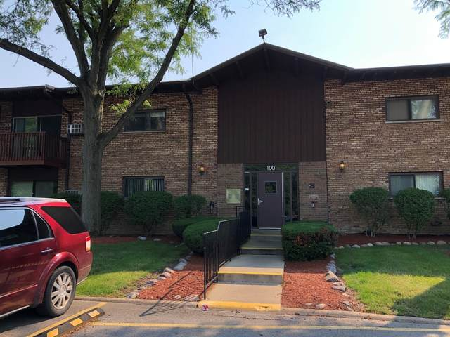 100 Willow Lane 1-220, Willow Springs, IL 60480 (MLS #11160201) :: The Wexler Group at Keller Williams Preferred Realty