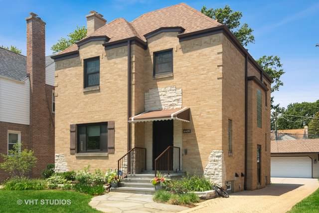 6428 N Le Mai Avenue, Chicago, IL 60646 (MLS #11161803) :: O'Neil Property Group