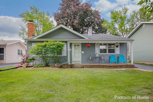 1108 E Elm Street, Wheaton, IL 60189 (MLS #11161833) :: O'Neil Property Group