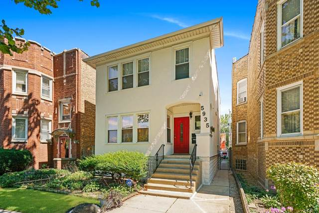 5935 N Campbell Avenue, Chicago, IL 60659 (MLS #11162739) :: The Wexler Group at Keller Williams Preferred Realty