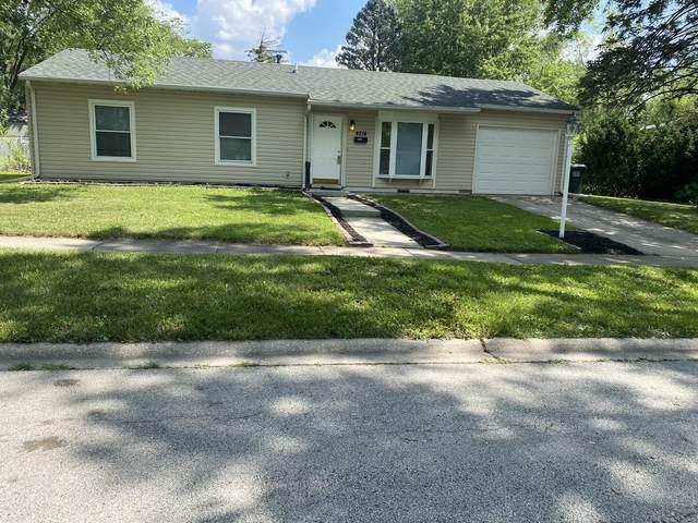 4214 Clark Drive, Richton Park, IL 60471 (MLS #11164205) :: O'Neil Property Group