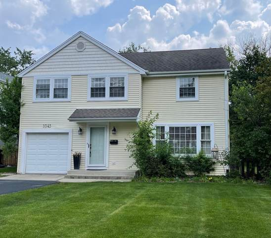 1043 Briarwood Lane, Northbrook, IL 60062 (MLS #11164784) :: O'Neil Property Group