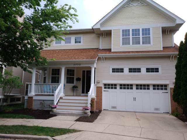 5732 N Latrobe Avenue, Chicago, IL 60646 (MLS #11165681) :: John Lyons Real Estate
