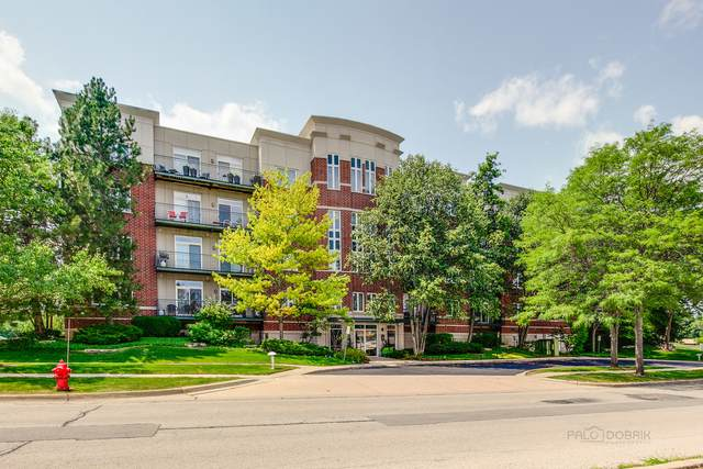 840 Weidner Road #206, Buffalo Grove, IL 60089 (MLS #11165733) :: O'Neil Property Group
