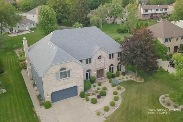 487 Quail Drive, Naperville, IL 60565 (MLS #11165809) :: John Lyons Real Estate