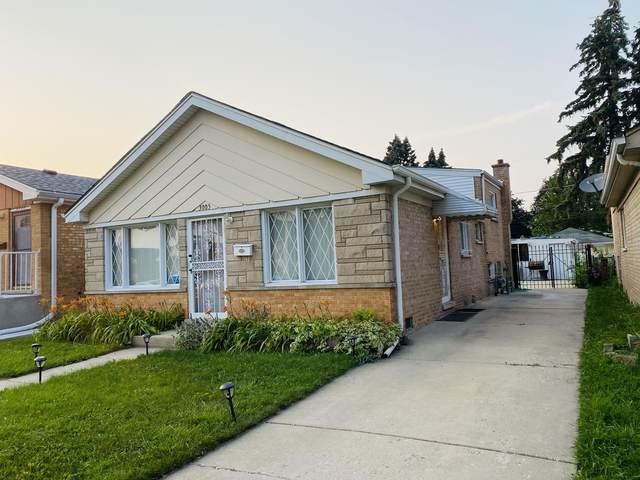 3005 Adams Street, Bellwood, IL 60104 (MLS #11166379) :: The Dena Furlow Team - Keller Williams Realty