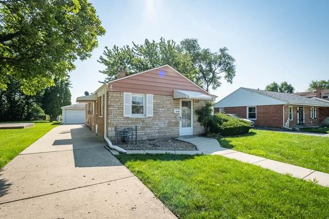 2705 Calwagner Street, Franklin Park, IL 60131 (MLS #11166621) :: Suburban Life Realty