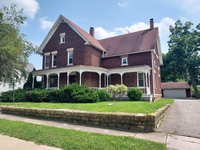 524 W Indiana Avenue, Beecher, IL 60401 (MLS #11166645) :: O'Neil Property Group