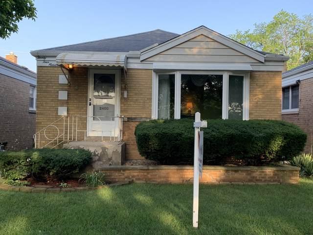 2400 Lathrop Avenue, North Riverside, IL 60546 (MLS #11166728) :: O'Neil Property Group
