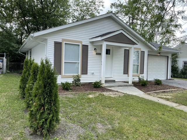 4455 Ascot Court, Richton Park, IL 60471 (MLS #11166902) :: O'Neil Property Group