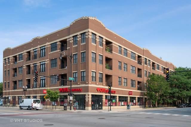 4814 N Damen Avenue #206, Chicago, IL 60625 (MLS #11167134) :: Ryan Dallas Real Estate