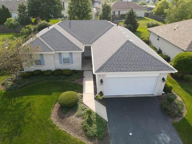 1311 Bluejay Lane, Plainfield, IL 60586 (MLS #11167199) :: O'Neil Property Group