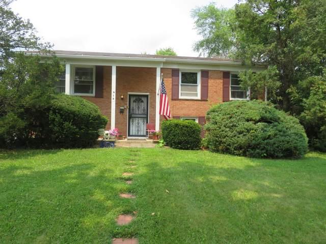 618 Gordon Terrace, University Park, IL 60484 (MLS #11167266) :: O'Neil Property Group