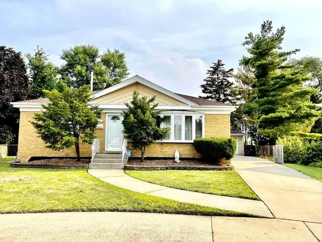 11149 Boeger Court, Westchester, IL 60154 (MLS #11168484) :: Angela Walker Homes Real Estate Group