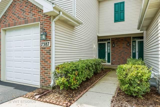 7387 Grandview Court #7387, Carpentersville, IL 60110 (MLS #11169575) :: Suburban Life Realty