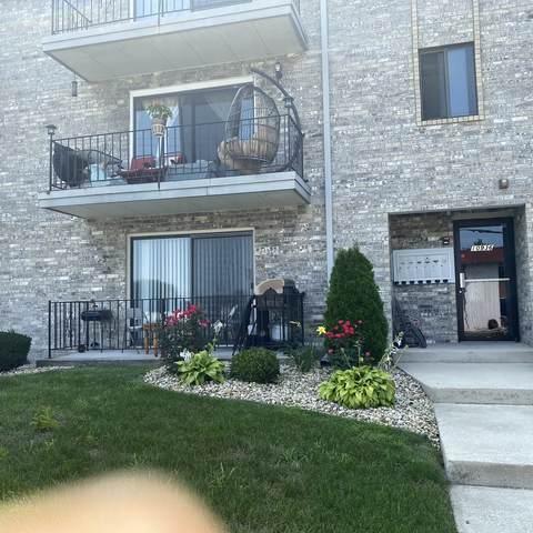 10936 Central Avenue 1B, Chicago Ridge, IL 60415 (MLS #11170562) :: Suburban Life Realty