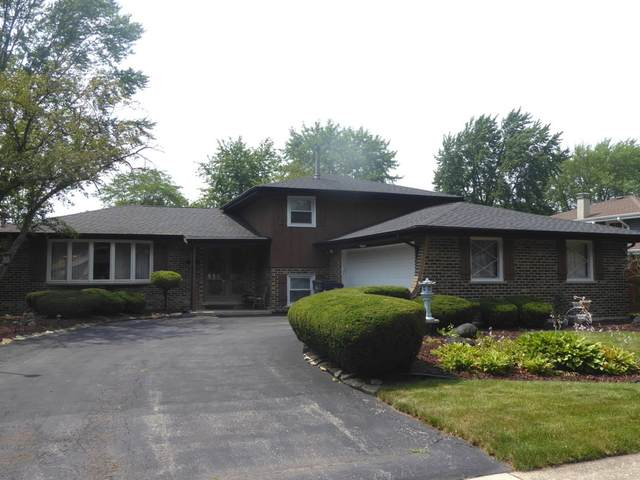 13852 Redwood Drive, Orland Park, IL 60462 (MLS #11170664) :: Suburban Life Realty