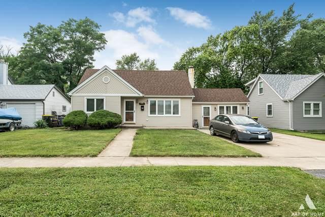 10542 Oak Park Avenue, Chicago Ridge, IL 60415 (MLS #11171999) :: O'Neil Property Group