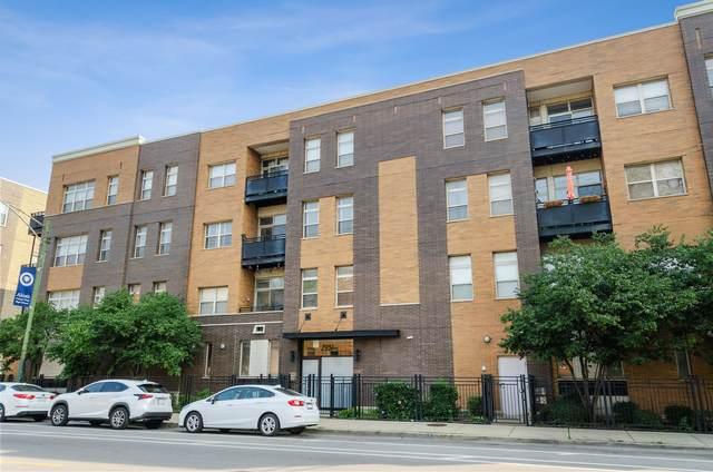 2951 N Clybourn Avenue #308, Chicago, IL 60618 (MLS #11172650) :: Lewke Partners - Keller Williams Success Realty