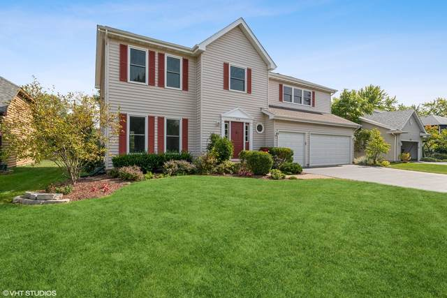 549 Trestle Court, Grayslake, IL 60030 (MLS #11172820) :: John Lyons Real Estate