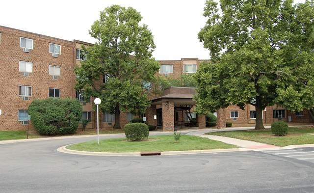 1880 Bonnie Lane #323, Hoffman Estates, IL 60169 (MLS #11174551) :: Charles Rutenberg Realty