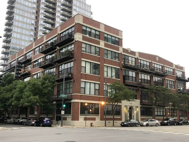 1601 S Indiana Avenue #302, Chicago, IL 60616 (MLS #11174608) :: Angela Walker Homes Real Estate Group