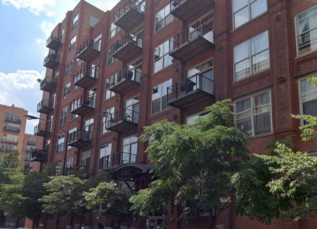 420 S Clinton Street 803A, Chicago, IL 60607 (MLS #11174861) :: Angela Walker Homes Real Estate Group