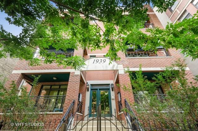 1939 N Damen Avenue 3N, Chicago, IL 60647 (MLS #11174956) :: Angela Walker Homes Real Estate Group