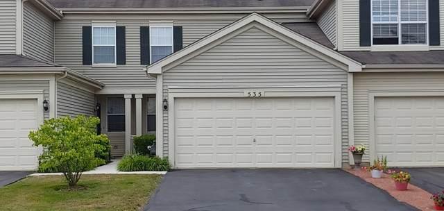 535 W Kristina Lane, Round Lake, IL 60073 (MLS #11175335) :: O'Neil Property Group