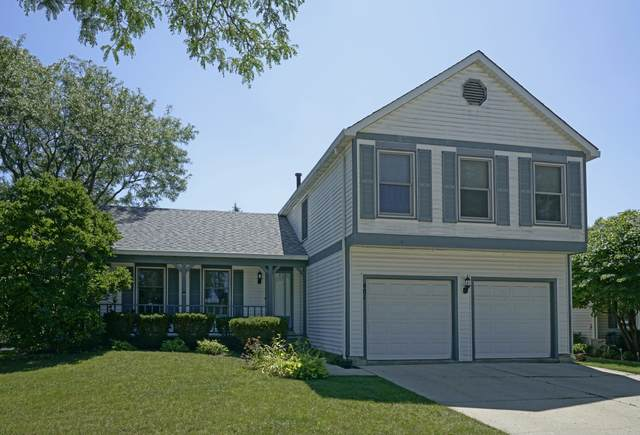 401 Gardenia Lane, Buffalo Grove, IL 60089 (MLS #11175371) :: The Wexler Group at Keller Williams Preferred Realty