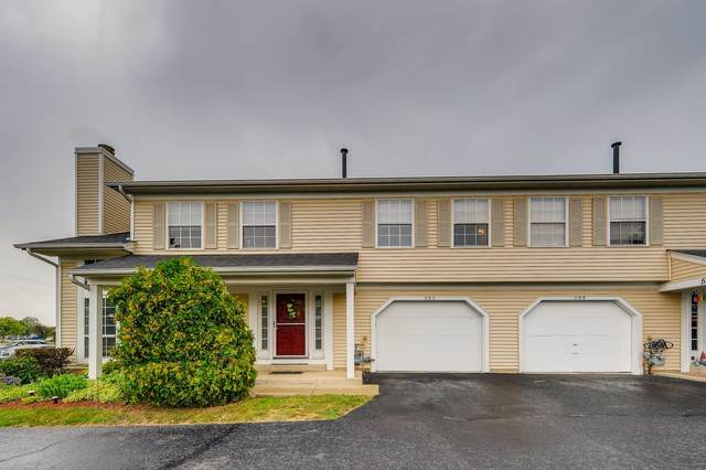 595 East Avenue, Streamwood, IL 60107 (MLS #11175755) :: John Lyons Real Estate