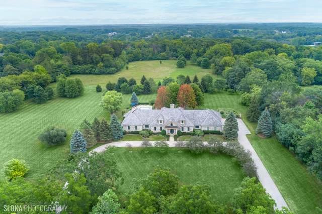 46 Ridge Road, Barrington Hills, IL 60010 (MLS #11176934) :: Carolyn and Hillary Homes