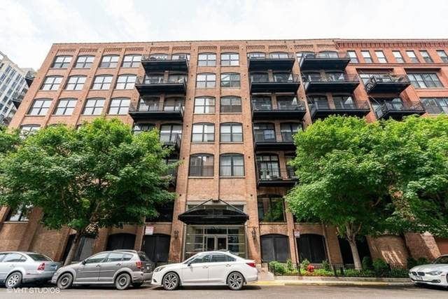 520 W Huron Street #116, Chicago, IL 60654 (MLS #11178389) :: The Wexler Group at Keller Williams Preferred Realty