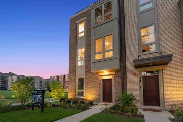 37 S Chestnut Lot #1 Avenue, Arlington Heights, IL 60005 (MLS #11178918) :: John Lyons Real Estate