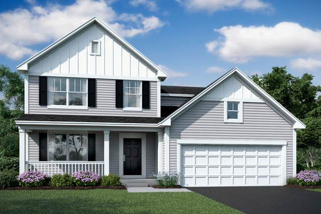 930 Daniel Lot #1634 Street, Plano, IL 60545 (MLS #11183181) :: The Wexler Group at Keller Williams Preferred Realty