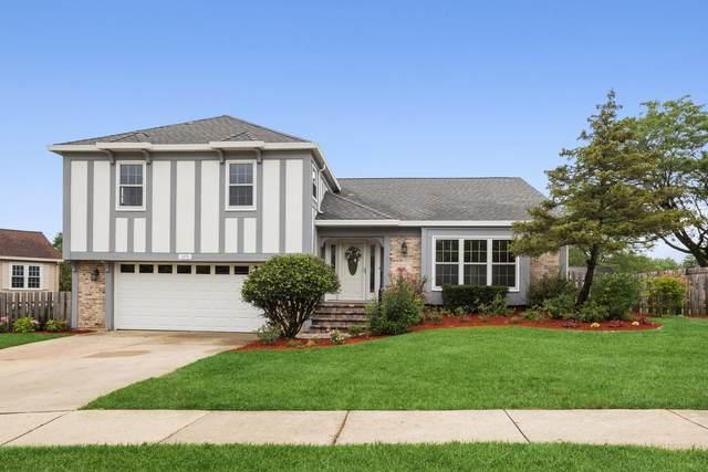 673 Wainsford Drive, Hoffman Estates, IL 60169 (MLS #11184122) :: Littlefield Group