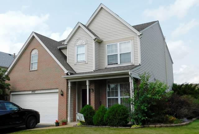1802 Prairie Ridge Drive, Plainfield, IL 60586 (MLS #11186132) :: Littlefield Group