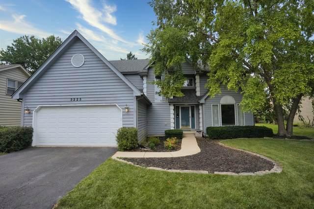 3223 Barnes Lane, Naperville, IL 60564 (MLS #11188342) :: Suburban Life Realty