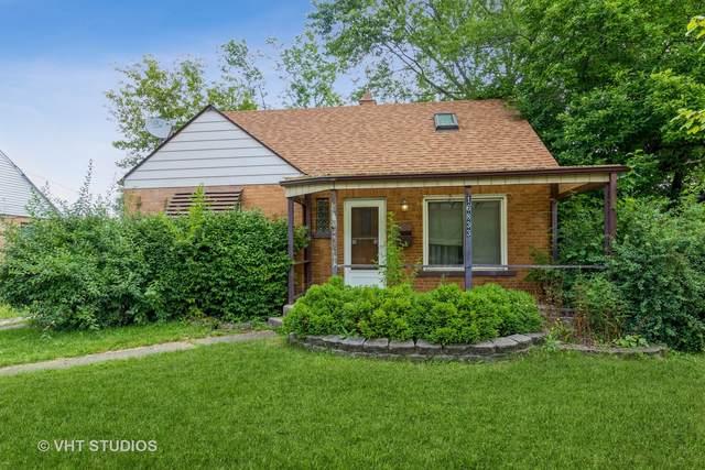 16833 Oak Park Avenue, Tinley Park, IL 60477 (MLS #11191452) :: Suburban Life Realty