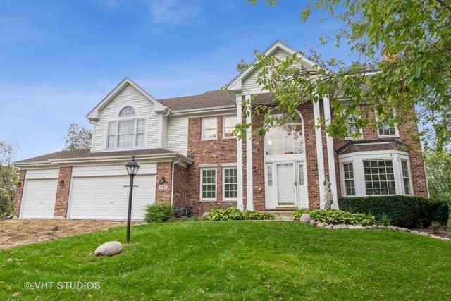 1587 Mccormack Drive, Hoffman Estates, IL 60169 (MLS #11196270) :: John Lyons Real Estate