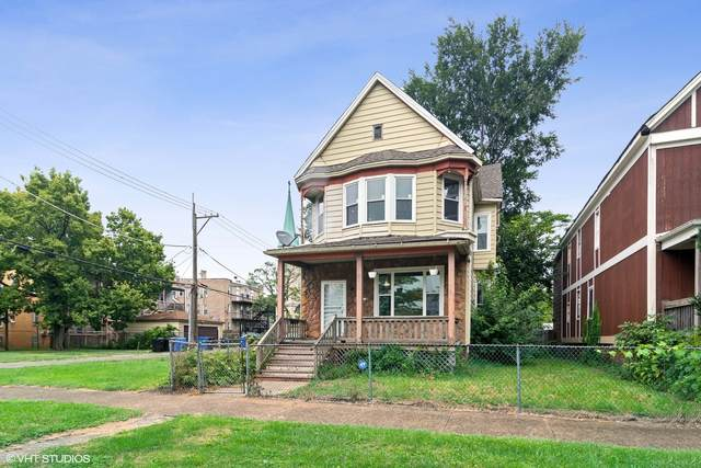 5521 S Sangamon Street, Chicago, IL 60621 (MLS #11197003) :: Ryan Dallas Real Estate