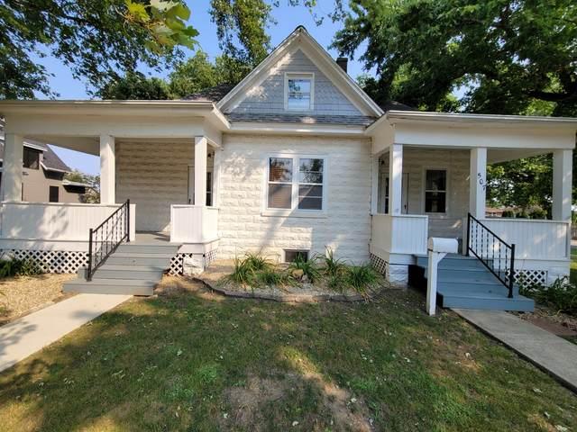 507 E Chatham Street, Lexington, IL 61753 (MLS #11197006) :: Jacqui Miller Homes
