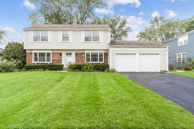 1012 Alden Lane, Buffalo Grove, IL 60089 (MLS #11198504) :: John Lyons Real Estate