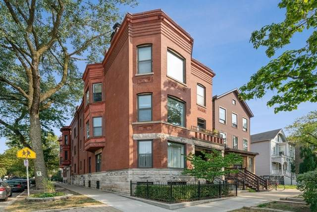 2459 N Seminary Avenue 1S, Chicago, IL 60614 (MLS #11199235) :: Touchstone Group