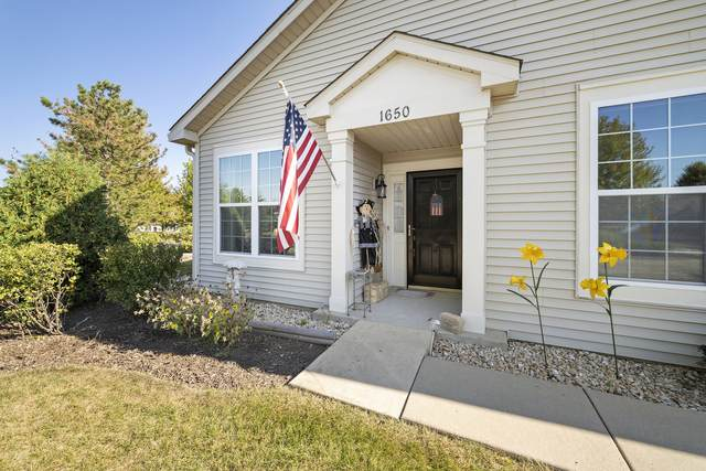 1650 Cadillac Circle, Romeoville, IL 60446 (MLS #11203536) :: The Wexler Group at Keller Williams Preferred Realty