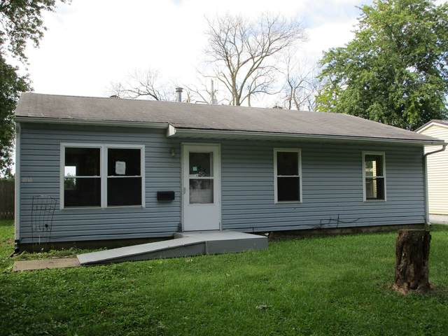 913 E Glenview Drive, Tuscola, IL 61953 (MLS #11203830) :: Ryan Dallas Real Estate