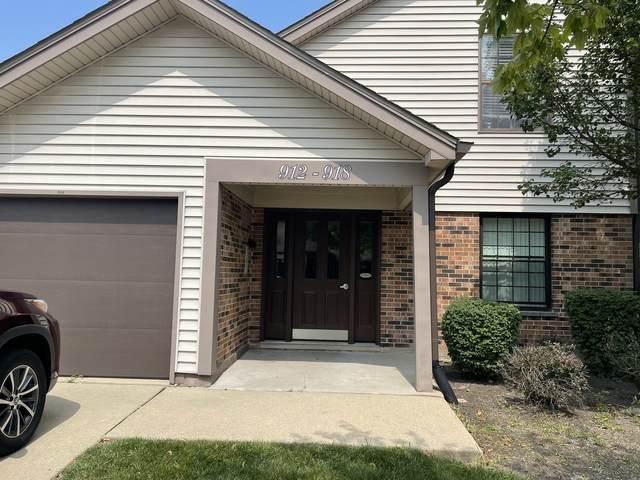 916 Stradford Circle 18A1, Buffalo Grove, IL 60089 (MLS #11204746) :: The Wexler Group at Keller Williams Preferred Realty