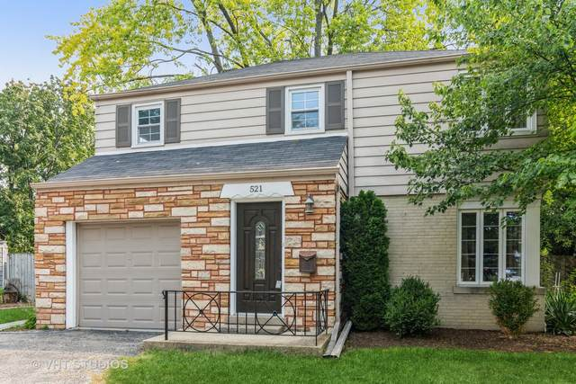521 S Arlington Heights Road, Arlington Heights, IL 60005 (MLS #11204774) :: The Wexler Group at Keller Williams Preferred Realty