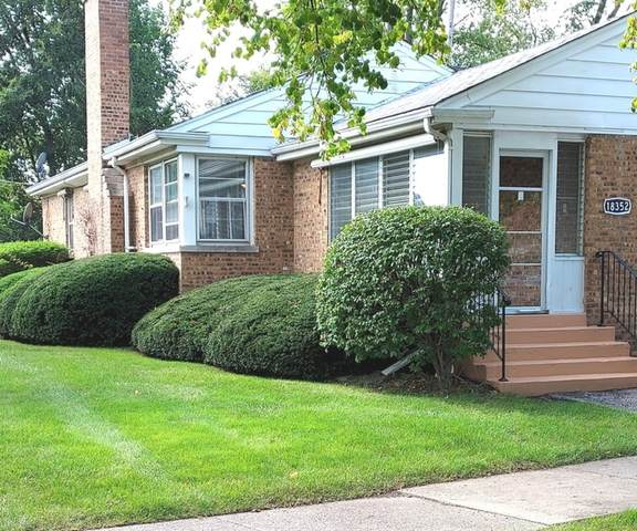 18352 Gottschalk Avenue, Homewood, IL 60430 (MLS #11204778) :: The Wexler Group at Keller Williams Preferred Realty